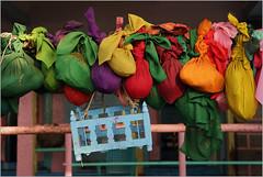 offerings, saundatti (nevil zaveri (thank you for 10million+ views :)) Tags: people india temple photography photo blog photographer photos coconut stock images holy photographs photograph offering mp devotee karnataka zaveri cradle stockimages nevil karnatak yellamma saundatti nevilzaveri
