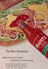 Hunt's 1963 (moogirl2) Tags: vintage 60s retro 1963 hunts vintageads vintagefoodads 60sfoodads