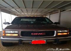 GMC - Suburban - 1994  (saudi-top-cars) Tags: