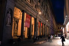 (GaRiTsanG) Tags: florence italy night stphotographia streetphoto streetphotography street canon travel