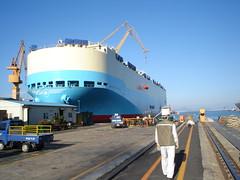 DSC00676 (stage3systems) Tags: shipbuilding dsme teekay rasgas