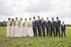 Wedding Party 1 (Nick - n2photography) Tags: wedding party fun columbus group outdoor farm field green canon5dsr 2470mm28ii