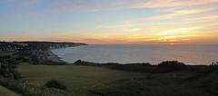 Pourville-Sur-Mer Sunset (merijnloeve) Tags: pourvillesurmer sunset pourville sur mer dieppe france frankrijk zonsondergang atlantic ocean normandi normandy normandie
