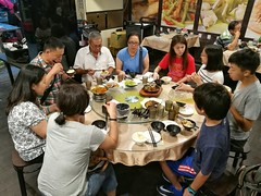 Have dinner with friend from Taichung who we knew in Shanghai (Alfred Life) Tags:        friend friendship grandparents grandfather grandmom