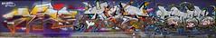 Tacos   Takt   Sueb (HBA_JIJO) Tags: streetart urban graffiti vitry vitrysurseine art france hbajijo wall mur painting letters takt peinture lettrage lettres lettring sueb writer paris94 spray panorama tacos arrow