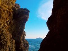 Treasure island (david_entertainment) Tags: lerici sea rocks bluesky italy