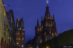 La Parroquia (Azakalabaza) Tags: sanmigueldeallende guanajuato catedral gto sanmiguel