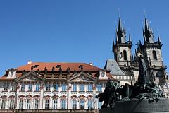 Old Town Hall (manic_molly) Tags: praha praga