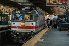 Final 44 (Nick Gagliardi) Tags: train trains railroad philadelphia septa alp44 electric 2308 push pull