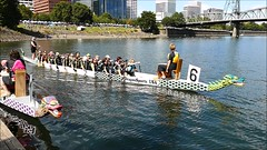 Dragon Boat - Slow Motion VIDEO (swong95765) Tags: dragonboat team women ladies race river water paddle video