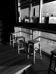 IKEA loft lumieres tabourets - atana studio (Anthony SÉJOURNÉ) Tags: rennes bretagne brittany ille et vilaine shop boutique rues streets sunset grue cran babyfoot bains caddie sit wedding cake figure atana studio anthony séjourné