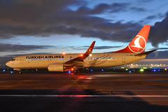TC-JHK B737-8F2(WL)   Turkish Airlines (n707pm) Tags: ireland airplane airport aircraft airline boeing dub 737 dublinairport b737 737800 staralliance turkishairlines eidw tcjhk cn40975 dublin2526nov2014
