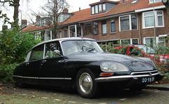 1973 Citroën D Spécial (rvandermaar) Tags: d id citroen ds citroën special import 1973 citroënds spécial citroënid citroëndspécial sidecode3 20yb39