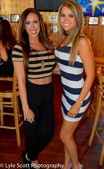 Brittany & Kelly (BuccaneerBoy) Tags: girls sexy beautiful stpetersburg restaurant women december calendar florida gorgeous blondes models hooters stunning lovely brunettes 4thstreet calendargirl hootersgirls hootersofinternet 2015hooterscalendargirls