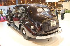 20140205 Paris Ile-de-France - Rtromobile - Skoda Superb 4000 type 919 -(1939)-001 (anhndee) Tags: paris france frankreich iledefrance classiccars retromobile voituresanciennes rtromobile