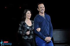 Kristi Yamaguchi and Brian Boitano