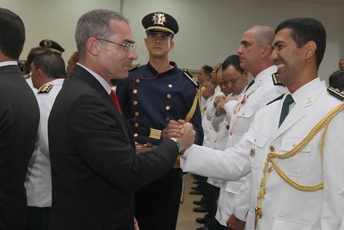 Medalha do Mérito da Segurança Pública - Tiradentes