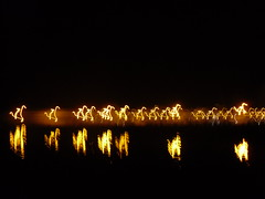 Light dance (Bateau.Ivre) Tags: light abstract beautiful night dance danza best astratto notte luce
