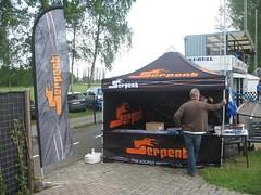 Quick Folding Tent  als marktkraam
