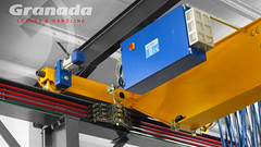 Overhead Crane Conductor System & End Carriage