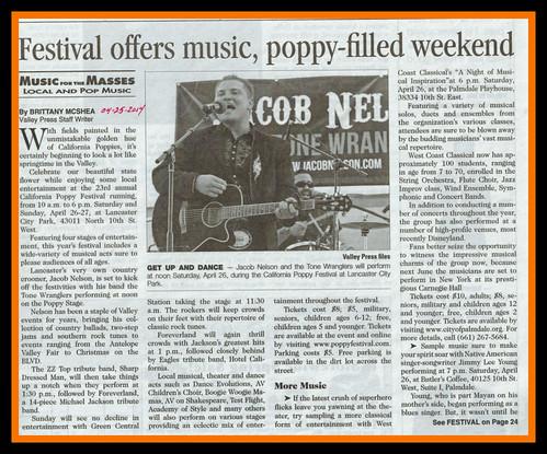 Poppy Festival 2014