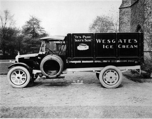 Wesgate's Ice Cream Truck / Notre histoire - Tucketts Preferred Cigars