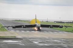 (scobie56) Tags: louisiana fife airshow buff bomb usaf raf leuchars squadron afb barksdale 93rd afres b52h