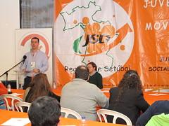 Marco António Costa no encerramento da V Academia Política da JSD/Setúbal