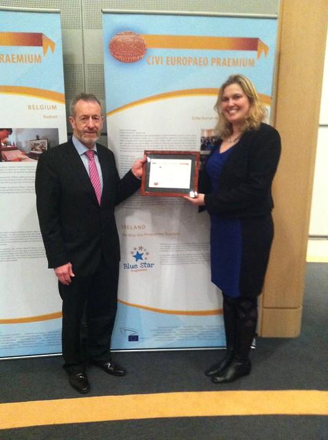 European Citizen´s Prize Award Cermoney