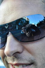 2011 (arterial spray) Tags: sanfrancisco california selfportrait reflection sunglasses glasses shades selfie 2011 dalliswillard