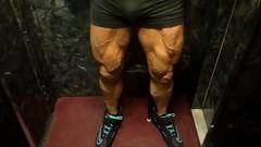John Joseph Quinlan - 2015 Arnold Amateur Men's Physique Class D Competitor Thighs & Calves @ 1 Week Out #JohnQuinlan (John Quinlan Official) Tags: training model tattoos thighs fitness gym vascular physique calves fitnessmodel vascularity johnquinlan mensphysique johnjosephquinlan