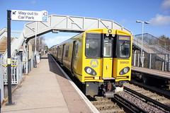 Photo of Bache Railway Station