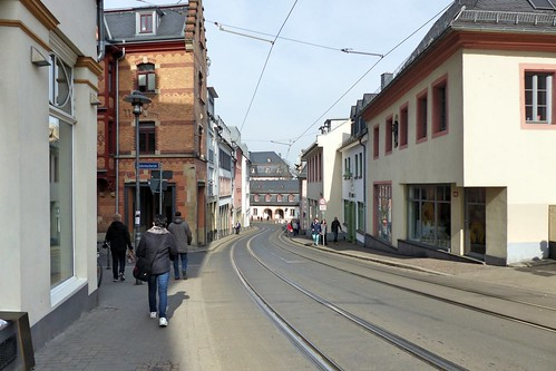 Gautorstraße in Mainz