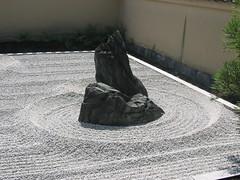 Zen Garden Daitokuji Temple