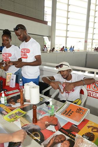 International Condom Day 2015: Jamaica