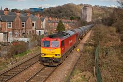 DB Schenker Class 60 60039 (Barry Duffin) Tags: nottingham uk england train photography nikon diesel rail railway trains brush coco locomotive tug tugs freight kingsbury humber class60 60039 d3000 dbschenker type5