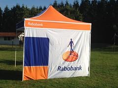 Quick Folding Tent  in eigen PMS kleur