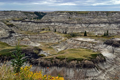 Horseshoe Canyon (~ Mariana ~) Tags: friends nikon alberta badlands mariana travelsofhomerodyssey outstandingromanianphotographers marculescueugendreamsoflightportal