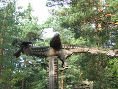 Dragons in the Lithuanian Forest