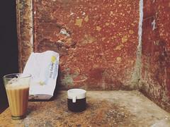 Table for Two (Mayank Austen Soofi) Tags: tea delhi chai walla