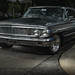 1964 Ford Galaxie 500 (Cars & Coffee Asheville, North Carolina)