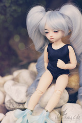 fish outta water (Roterwolkenvogl) Tags: blue mermaid soom soony iv fairyland ltf eliv littlefee