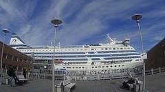 Silja Serenade () Tags: sea ferry port finland helsinki stockholm siljaline silja siljaserenade tallinksilja