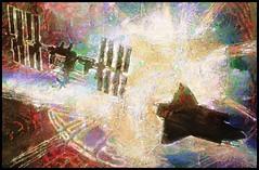 Epic Flight (flynryon) Tags: sun art texture mike mobile digital portraits landscapes flickr artist display earth space canvas simulator figures navigation ryon iphone artstudio scumble mashablecom fingerpaintedit flynryon iamda ipainter paintbookca