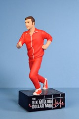 The Six Million Dollar Man (2015 Hallmark Keepsake Ornament) (FranMoff) Tags: red ornaments hallmark christmasornaments keepsake steveaustin sixmilliondollarman