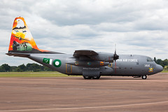 4144_C-130EHercules_PakistanAirForce_FFD_Img02 (Tony Osborne - Rotorfocus) Tags: pakistan tattoo force air royal international lockheed hercules raf fairford paf 2016 c130e l100