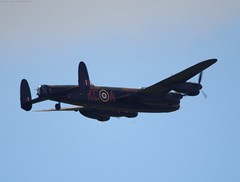lancaster bomber (4) (Simon Dell Photography) Tags: lancaster bomber spitfire huraccane fly over ladybower battle britain memorial flight peak district plane awsome simon dell photography sheffield longshaw estate 2016 views sights nature landscapes old new fox house national park