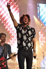 Manuel Carrasco [Concierto en Ceuta] (Javier Bollit) Tags: music msica ceuta concierto live murallas reales