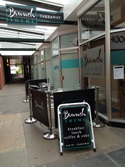 Halsall Lane Unit 15 2016 08 09 Brunch Thyme Now Open Eat In Takeaway 02 (Tony Formby & Southport Past) Tags: formby merseyside l37 halsalllane cafe breakfast meal brunchthyme restaurant food snack pinewoods