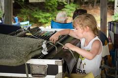 The Sound Engineer (Alfredk) Tags: festival bluegrass soundboard maine whitesbeach alfredk